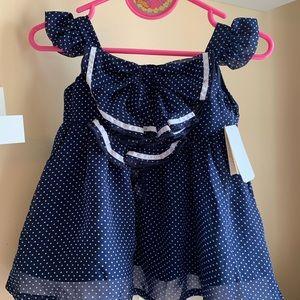 Baby able Polkadot Dress